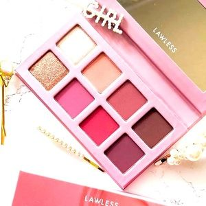 """Lawless """"the baby one"""" palette BRAND NEW"""